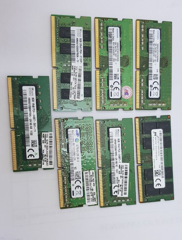 RAM laptop DR4 8Gb