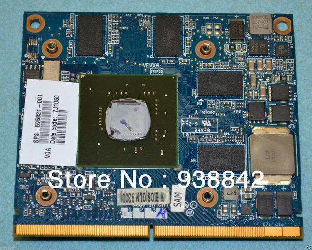 CARD VGA QUADRO FX880M