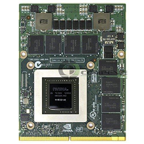 CARD VGA QUADRO K3000M