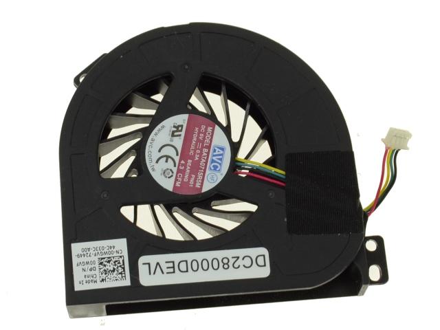 Quạt tản nhiệt cho Dell M4800 CN-00WGVF
