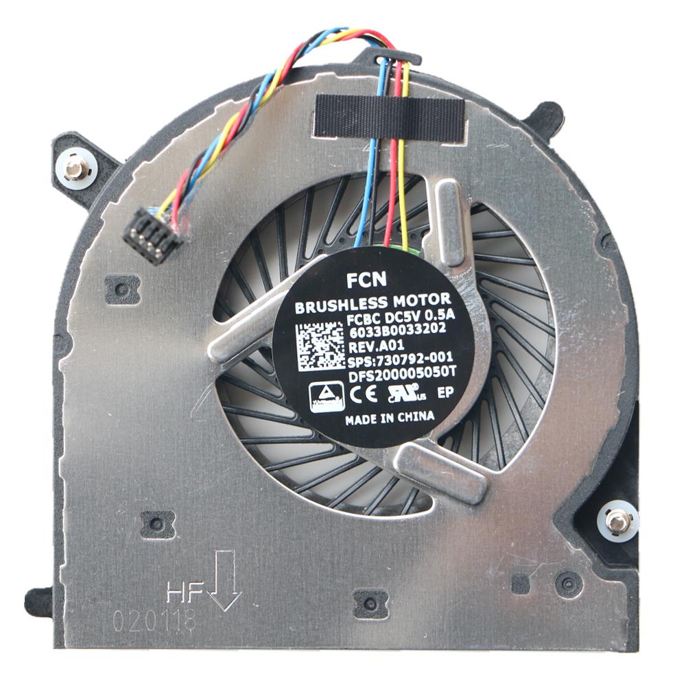 Quạt tản nhiệt HP EliteBook 740G1 850G1 840G1 740G1 850G1 840G1 840G2 850G2 750G2